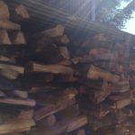 薪づくり始めました