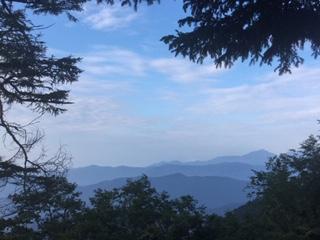 今年の「山の日」について